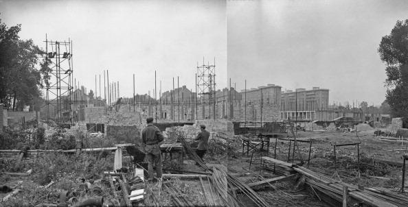 Construction Site「Woodberry Down」:写真・画像(16)[壁紙.com]