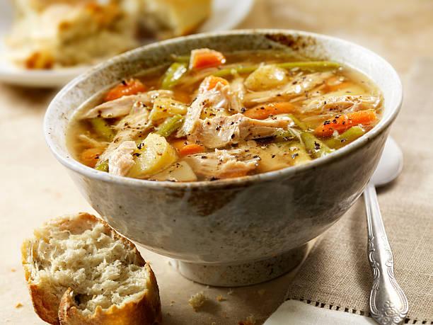 Homemade Turkey Soup:スマホ壁紙(壁紙.com)