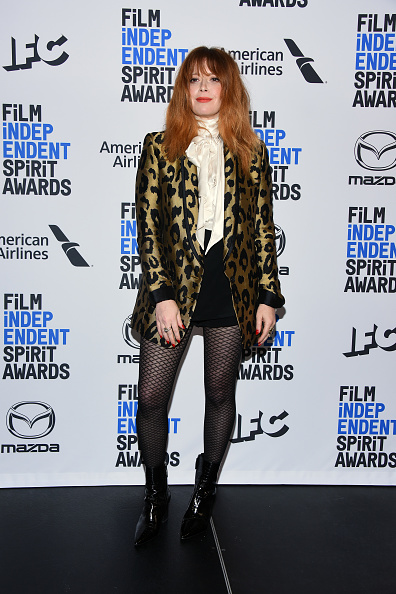 Coat - Garment「35th Film Independent Spirit Awards Nominations Press Conference」:写真・画像(6)[壁紙.com]