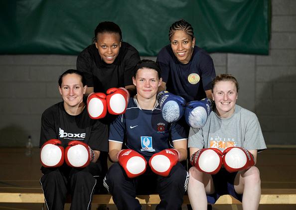 2012 Summer Olympics - London「Woman's Boxing」:写真・画像(12)[壁紙.com]