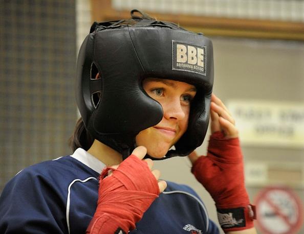 Savannah Marshall「Woman's Boxing」:写真・画像(7)[壁紙.com]