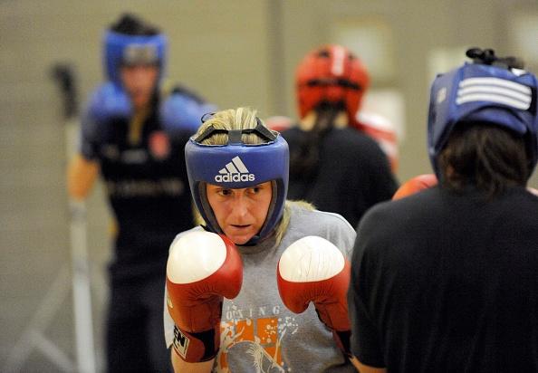 2012 Summer Olympics - London「Woman's Boxing」:写真・画像(11)[壁紙.com]