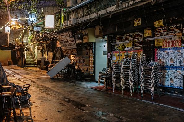 Blank「Tourism In Hong Kong Battered By The Coronavirus Outbreak」:写真・画像(12)[壁紙.com]