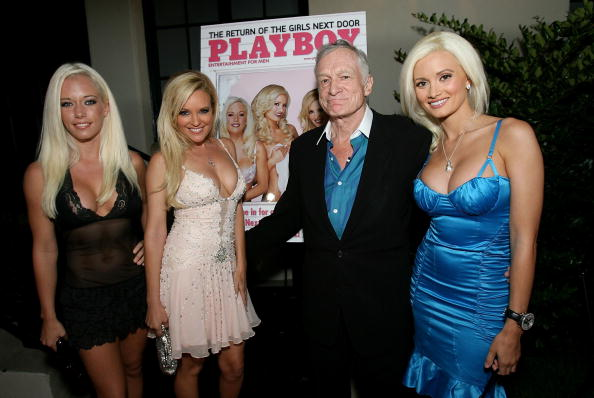 "Playboy Magazine「Playboy and Stoli Celebrate September Cover for ""The Girls Next Door""」:写真・画像(18)[壁紙.com]"