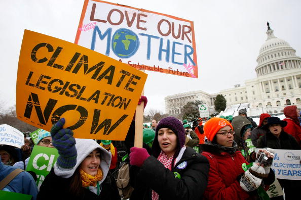 Climate Change「Youth Rally For Change In Energy, Climate And Economic Policy」:写真・画像(15)[壁紙.com]