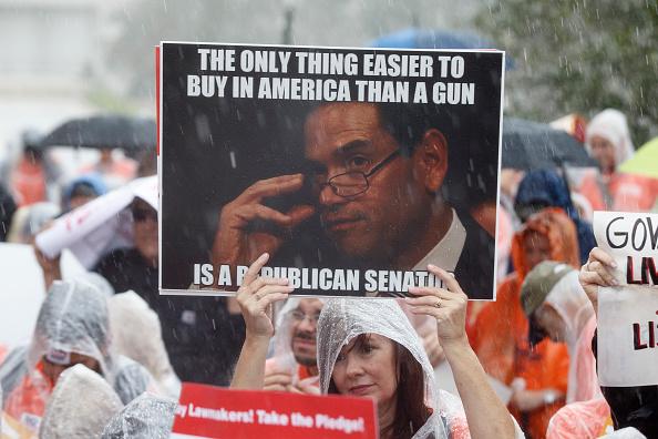 Florida State Capitol「Activists Rally At Florida State Capitol For Gun Law Reform Legislation」:写真・画像(19)[壁紙.com]