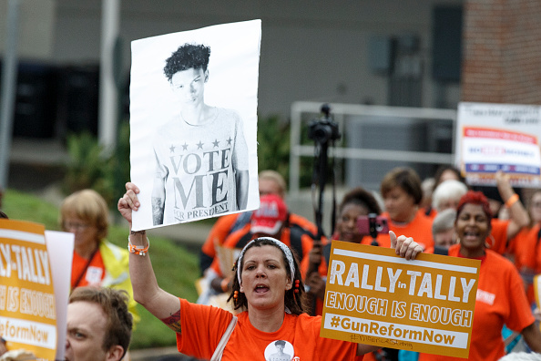 Florida State Capitol「Activists Rally At Florida State Capitol For Gun Law Reform Legislation」:写真・画像(10)[壁紙.com]