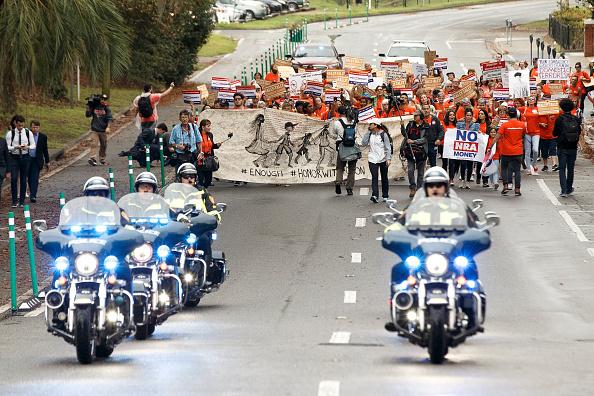 Florida State Capitol「Activists Rally At Florida State Capitol For Gun Law Reform Legislation」:写真・画像(11)[壁紙.com]