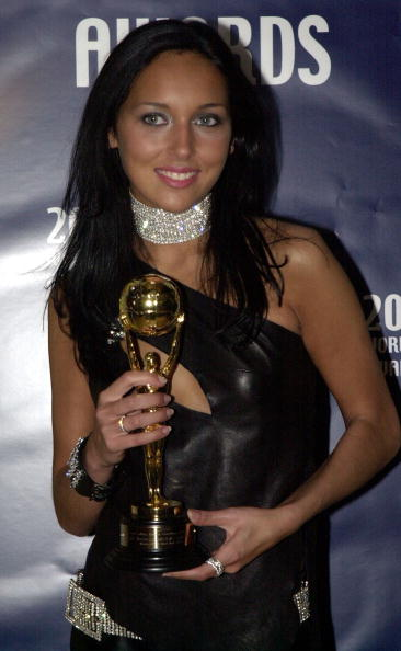 Pop Music「Alsou At 2001 World Music Awards」:写真・画像(9)[壁紙.com]