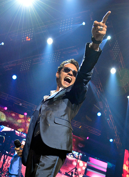 Human Arm「Marc Anthony, Chayanne And Marco Antonio Solis In Concert - East Rutherford, NJ」:写真・画像(14)[壁紙.com]