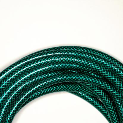 Hose「Coiled garden hose, section, close-up」:スマホ壁紙(6)