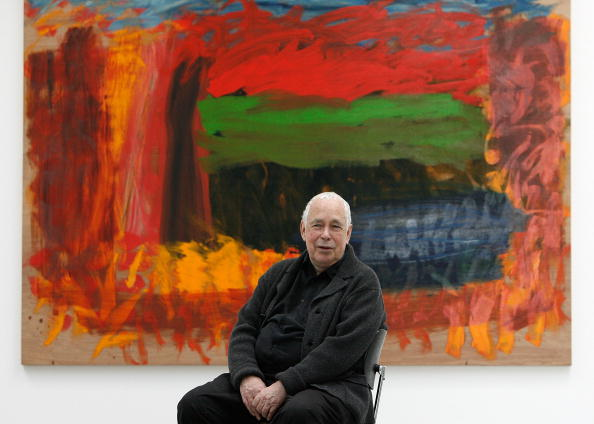 Abstract「Howard Hodgkin Unveils His Exhibition of New Paintings」:写真・画像(6)[壁紙.com]