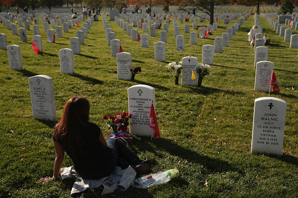 Cross Section「Military Members Killed Since The Sept. 11th Attacks Buried In Arlington National Cemetery's Section 60」:写真・画像(3)[壁紙.com]