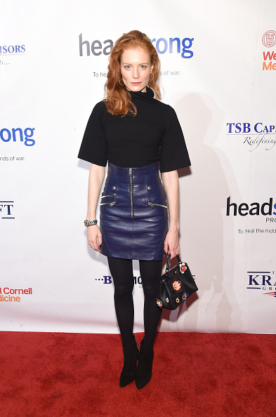 Chelsea Piers「Headstrong Project Words Of War Gala」:写真・画像(3)[壁紙.com]