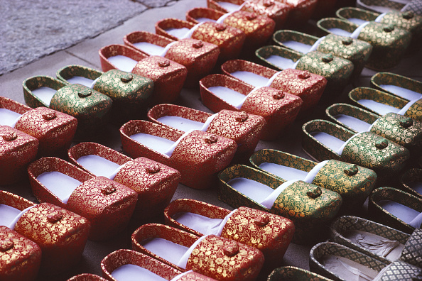 Personal Accessory「Ceremonial Footwear For Shinto Priests」:写真・画像(18)[壁紙.com]