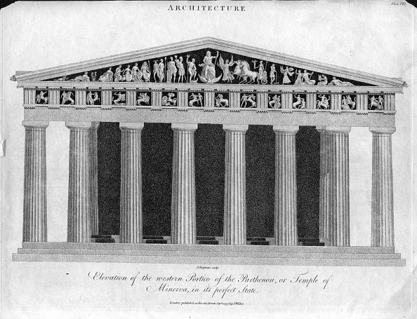 Athens - Greece「The Parthenon」:写真・画像(8)[壁紙.com]