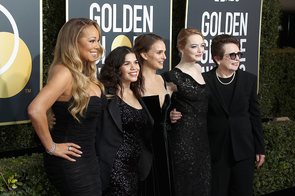 Golden Globe Award「75th Annual Golden Globe Awards - Arrivals」:写真・画像(16)[壁紙.com]
