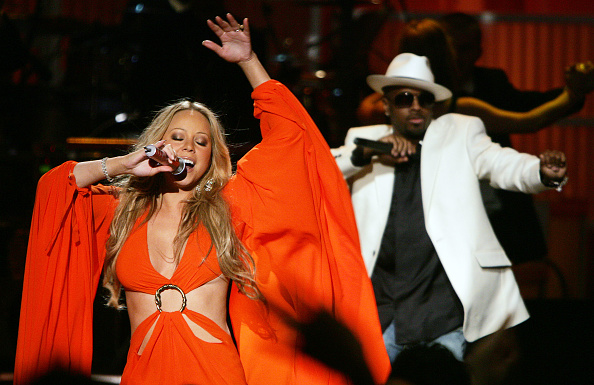Beacon Theater「VH1 Presents Mariah Carey For Save The Music」:写真・画像(5)[壁紙.com]