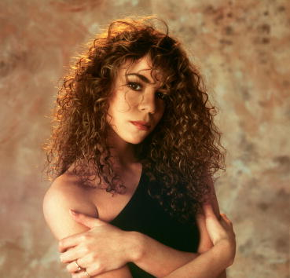 1990-1999「Portrait Mariah Carey」:写真・画像(1)[壁紙.com]