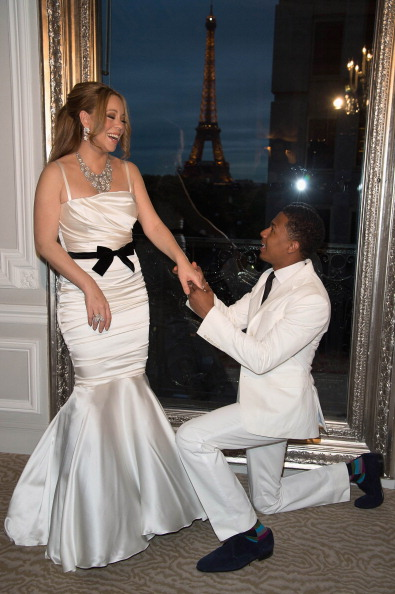 Celebrities「Mariah Carey And Nick Cannon Vows Renewal Ceremony - Photocall」:写真・画像(14)[壁紙.com]