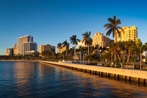 Southern USA「West Palm Beach, Florida, Exterior View」:スマホ壁紙(18)