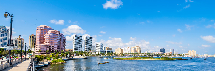 Bay of Water「West Palm Beach, Florida (US)」:スマホ壁紙(15)