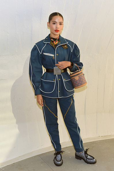 Kennedy Airport「Louis Vuitton Cruise 2020 Fashion Show」:写真・画像(8)[壁紙.com]