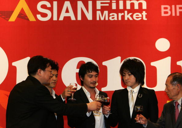 藤原 竜也「Pusan International Film Festival 2007 - Day 5」:写真・画像(7)[壁紙.com]