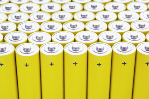 Power Supply「Batteries」:スマホ壁紙(4)