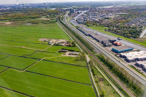 Amsterdam「Warehouse near the amelioration canals.」:スマホ壁紙(6)