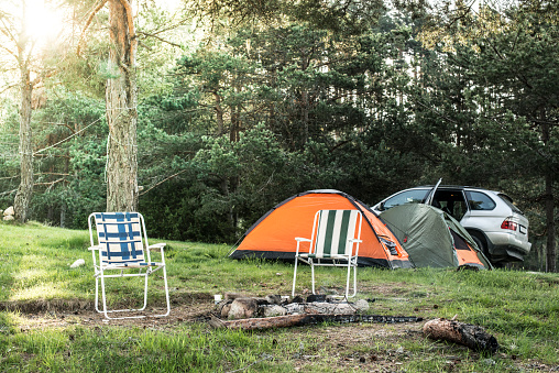 Outdoor Pursuit「Camping」:スマホ壁紙(7)
