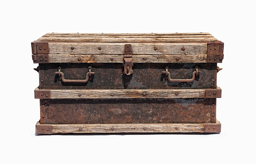 Rustic「Old distressed chest」:スマホ壁紙(4)