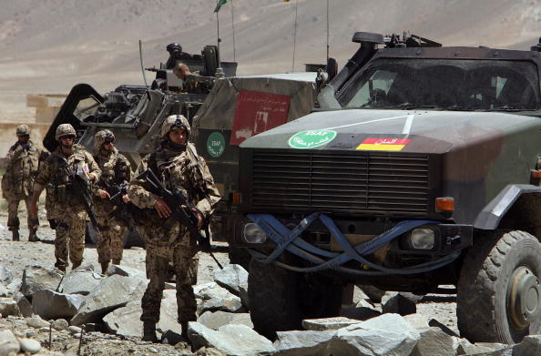 Kabul「AFG: Three German Police Killed by Roadside Bomb」:写真・画像(0)[壁紙.com]