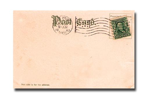 英字「Early 1900 Postcards」:スマホ壁紙(11)