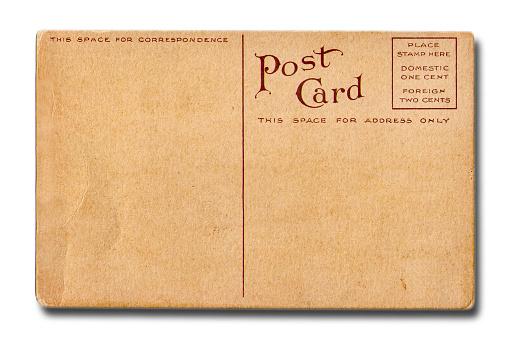 英字「Early 1900 Postcards」:スマホ壁紙(10)
