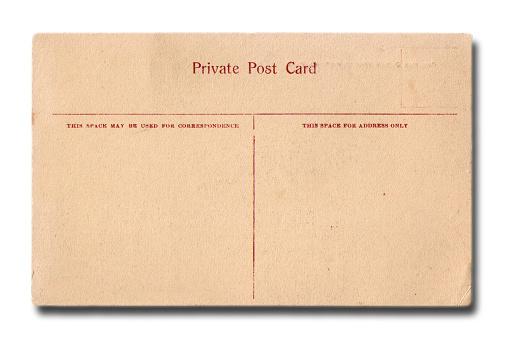 英字「Early 1900 Postcards」:スマホ壁紙(14)