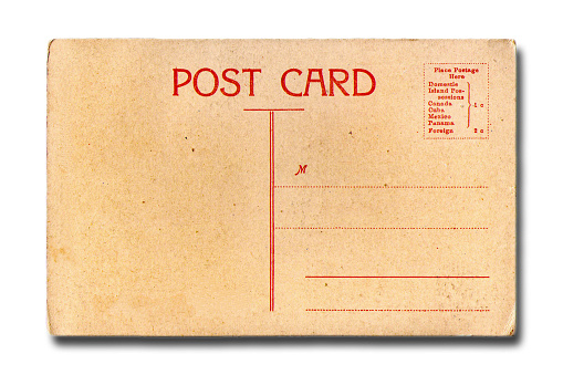 英字「Early 1900 Postcards」:スマホ壁紙(12)