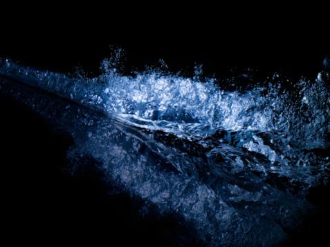 Breaking Wave「Water splash」:スマホ壁紙(13)