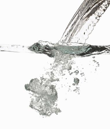 Falling Water - Flowing Water「 water splash」:スマホ壁紙(13)
