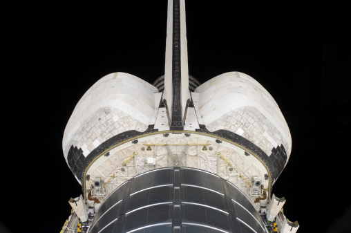 Space Shuttle Endeavor「The aft portion of the Space Shuttle Endeavour.」:スマホ壁紙(19)