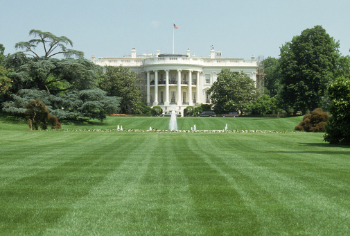 Overcast「The White House, Washington DC」:スマホ壁紙(7)