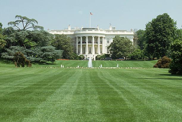 The White House, Washington DC:スマホ壁紙(壁紙.com)