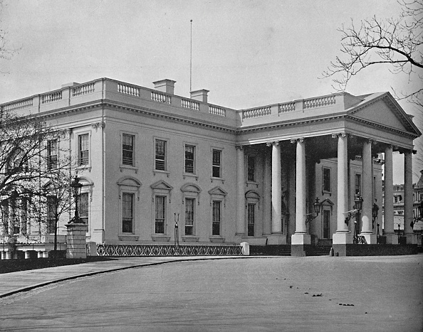 Outdoors「The White House」:写真・画像(17)[壁紙.com]