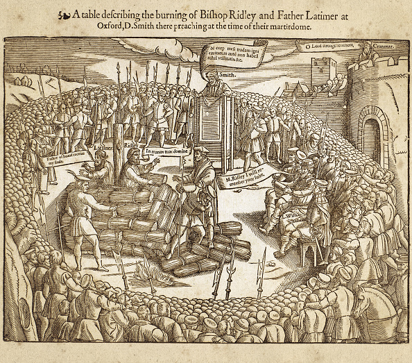 Anglican「Execution Of Ridley And Latimer」:写真・画像(15)[壁紙.com]