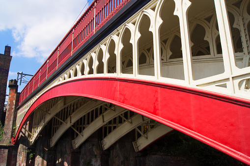 Railway「Castlefield railway viaduct.」:スマホ壁紙(6)