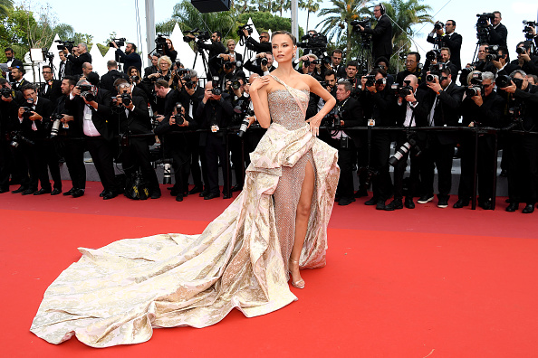 """72nd International Cannes Film Festival「""""Oh Mercy! (Roubaix, Une Lumiere)""""Red Carpet - The 72nd Annual Cannes Film Festival」:写真・画像(0)[壁紙.com]"""