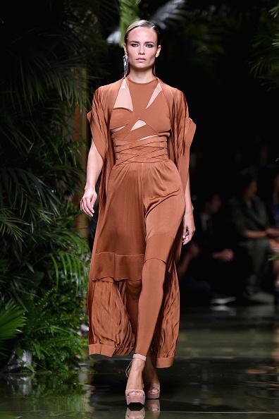 Spring Collection「Balmain : Runway - Paris Fashion Week Womenswear Spring/Summer 2017」:写真・画像(16)[壁紙.com]