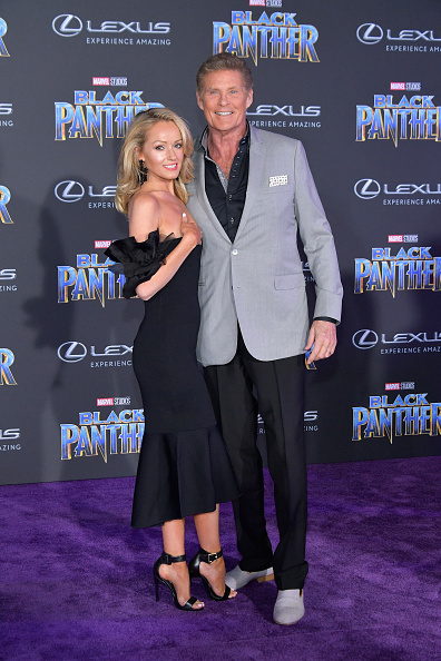 "Loafer「Premiere Of Disney And Marvel's ""Black Panther"" - Arrivals」:写真・画像(19)[壁紙.com]"