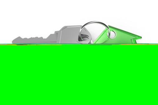 House Key「Green House and Keys」:スマホ壁紙(11)