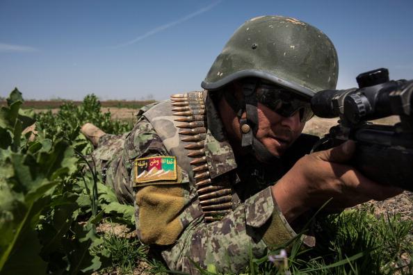 USA「U.S. War In Afghanistan Drags On, As Withdrawal Date Nears」:写真・画像(14)[壁紙.com]